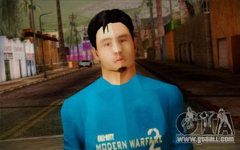 Ginos Ped 10 for GTA San Andreas third screenshot