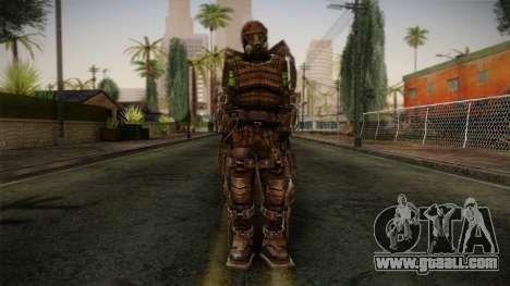 Army Exoskeleton for GTA San Andreas