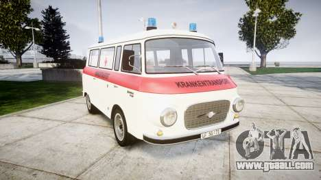 Barkas B1000 1961 Ambulance for GTA 4