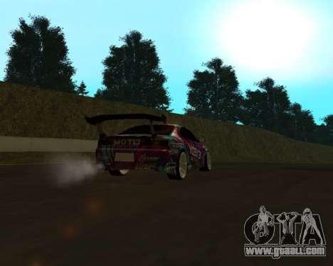 Nissan Silvia S15 EXEDY for GTA San Andreas right view
