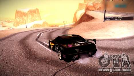 Just ENB for GTA San Andreas third screenshot