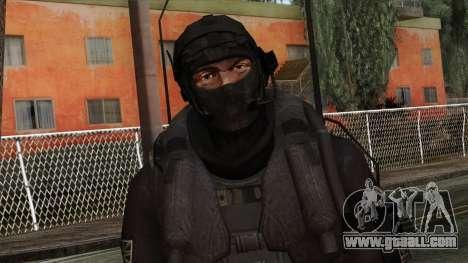 Modern Warfare 2 Skin 14 for GTA San Andreas third screenshot