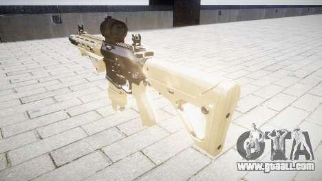 Rifle AR-15 CQB aimpoint for GTA 4 second screenshot