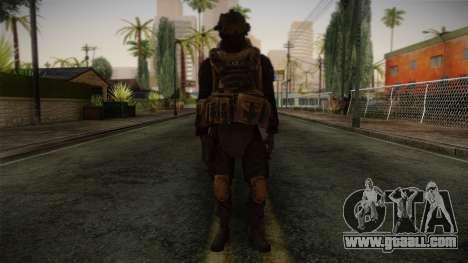 Modern Warfare 2 Skin 3 for GTA San Andreas