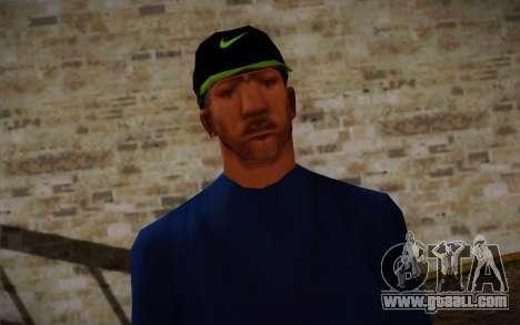 Ginos Ped 43 for GTA San Andreas third screenshot