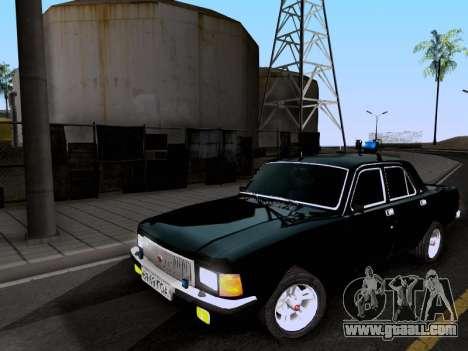 GAZ Volga 3102 for GTA San Andreas