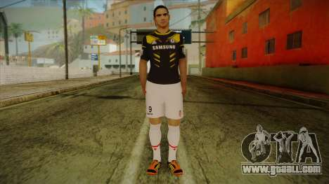 Footballer Skin 1 for GTA San Andreas