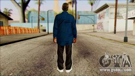 Russian Mafia Skin 3 for GTA San Andreas second screenshot