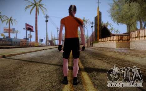 Ginos Ped 48 for GTA San Andreas second screenshot