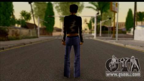 GTA San Andreas Beta Skin 2 for GTA San Andreas second screenshot
