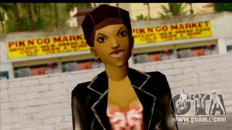 GTA San Andreas Beta Skin 2 for GTA San Andreas third screenshot