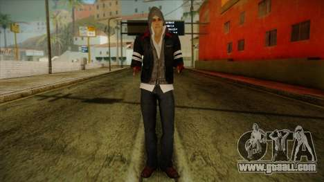 Alex Cutted Arms from Prototype 2 for GTA San Andreas