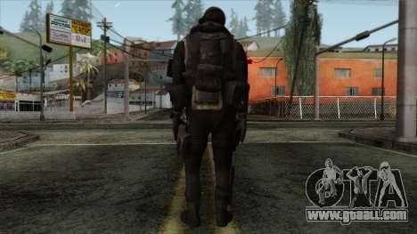 Modern Warfare 2 Skin 14 for GTA San Andreas second screenshot