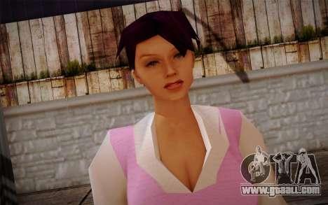 Ginos Ped 31 for GTA San Andreas third screenshot