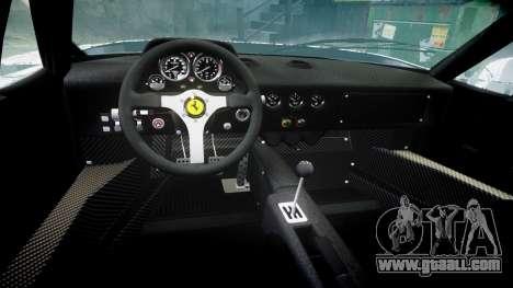 Ferrari F40 1987 [EPM] Sharpie for GTA 4 inner view