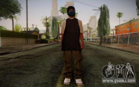Ginos Ped 2 for GTA San Andreas
