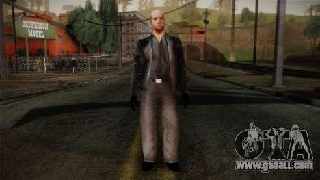 GTA San Andreas Beta Skin 14 for GTA San Andreas