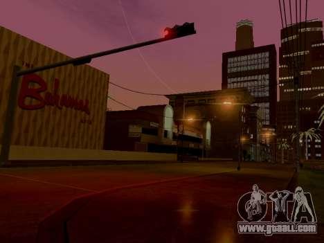 Jundo ENB Series V0.1 for weak PC for GTA San Andreas sixth screenshot