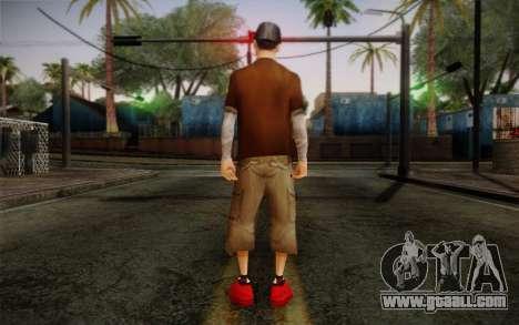 Ginos Ped 22 for GTA San Andreas second screenshot