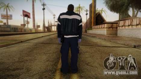 GTA 4 Emergency Ped 9 for GTA San Andreas second screenshot