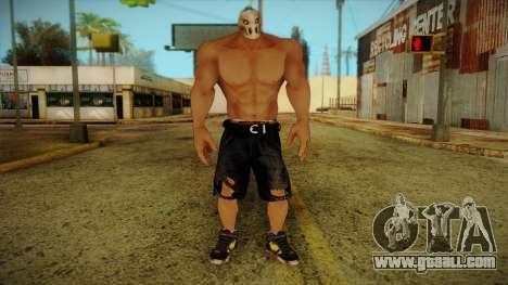 Rick Taylor for GTA San Andreas