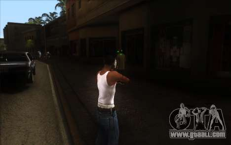 Darky ENB for Low and Medium PC for GTA San Andreas third screenshot