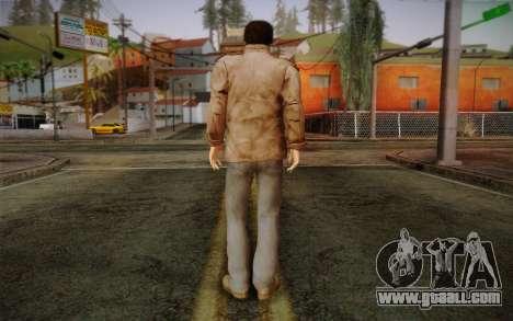 Alex Shepherd From Silent Hill for GTA San Andreas second screenshot
