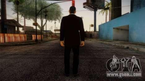 Gedimas Hideki Skin HD for GTA San Andreas second screenshot