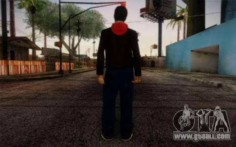 Ginos Ped 16 for GTA San Andreas second screenshot