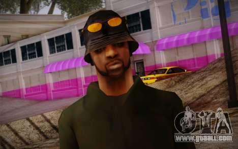 Ginos Ped 18 for GTA San Andreas third screenshot