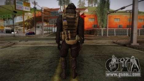 Modern Warfare 2 Skin 4 for GTA San Andreas second screenshot