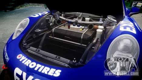 RUF RGT-8 GT3 [RIV] EXO for GTA 4 inner view