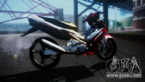 Yamaha Jupiter Mx for GTA San Andreas