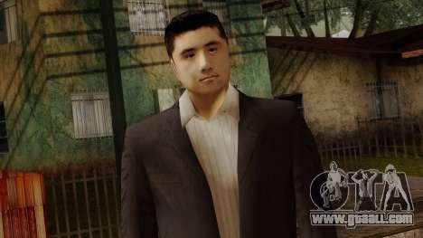 LCN Skin 5 for GTA San Andreas third screenshot
