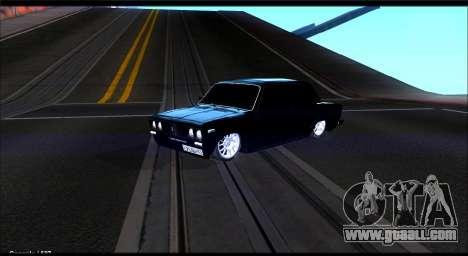 VAZ 2106 Chernysh for GTA San Andreas