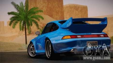 Porsche 911 GT2 (993) 1995 for GTA San Andreas right view