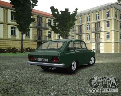 IZH 2125 Combi for GTA 4 left view