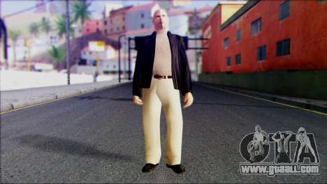 Russian Mafia Skin 1 for GTA San Andreas