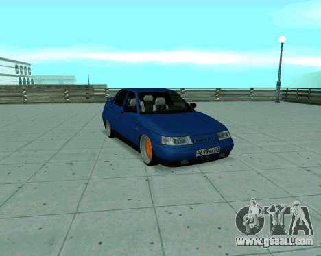 VAZ 2110 Taxi for GTA San Andreas