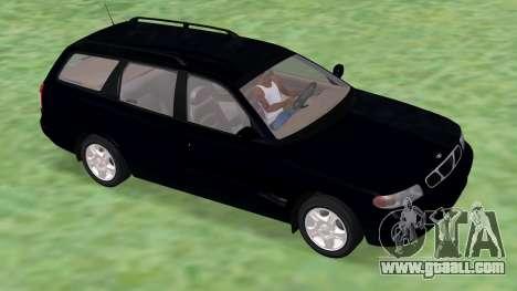 Daewoo Nubira I Wagon CDX US 1999 for GTA San Andreas left view
