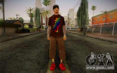 Ginos Ped 22 for GTA San Andreas