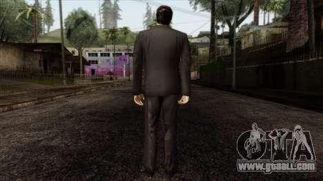 LCN Skin 5 for GTA San Andreas second screenshot