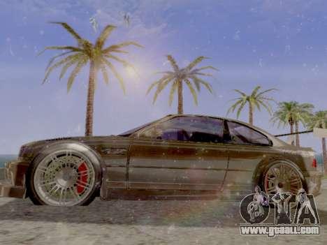 Jundo ENB Series V0.1 for weak PC for GTA San Andreas third screenshot