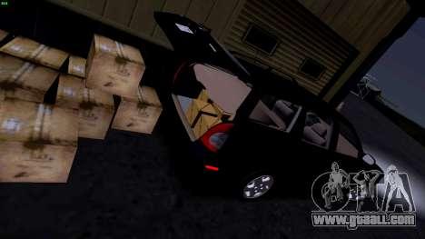 Daewoo Nubira I Wagon CDX US 1999 for GTA San Andreas