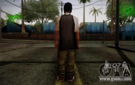 Ginos Ped 2 for GTA San Andreas second screenshot