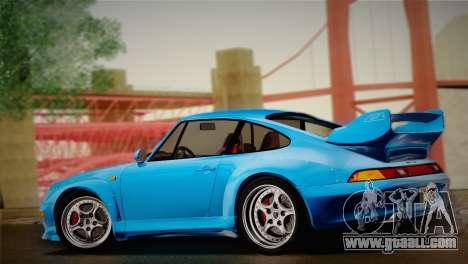 Porsche 911 GT2 (993) 1995 for GTA San Andreas back view