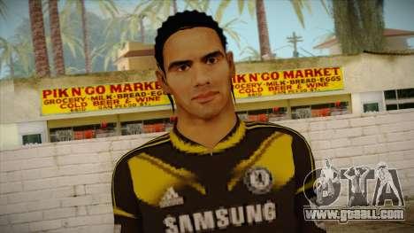 Footballer Skin 1 for GTA San Andreas third screenshot