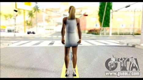 Ginos Ped 40 for GTA San Andreas second screenshot