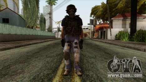 Modern Warfare 2 Skin 11 for GTA San Andreas