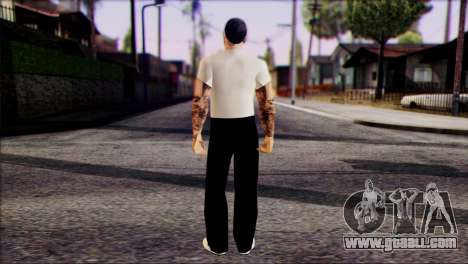 Russian Mafia Skin 4 for GTA San Andreas second screenshot
